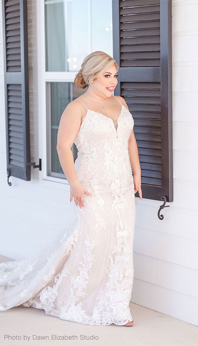 We Love Our Brides - Brides By Elizabeth Gowns