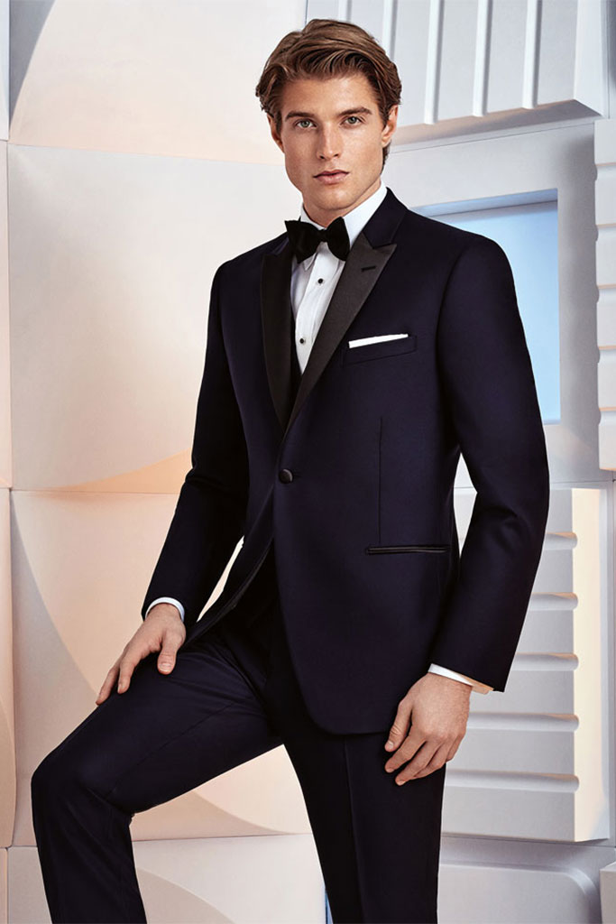 Now Carrying Tuxedos by Rex Fomalwear at Brides By Elizabeth - San Antonio Weddings